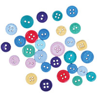 Dress It Up Buttons Paintbox