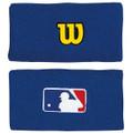 Wilson 4'' MLB Logo Wristband