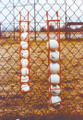 Hanging Ball Holder-Baseball Size