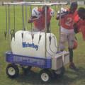 Waterboy Powered Jumbo 65 Gallon Hydration Tanker