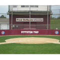 Backstop Padding with Custom Graphics