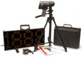 Stalker Pro II Radar Gun and LED 3 1/2 Digit Display Board Pkg