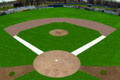 Baseball Base Path Skinned Area Tarp Set - Little League or Regulation