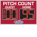 Pitch Count Board Model 8300PC