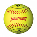 Wilson/Demarini ASA Yellow 12'' Slowpitch Softballs