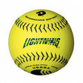 Wilson/Demarini USSSA Men's Classic 12'' Slowpitch Leather Softballs
