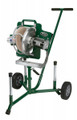 ATEC Rookie Softball Pitching Machine With Caddypod