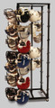 40 Helmet Storage Rack