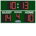 All American Outdoor Football / Soccer Scoreboard Model 8450