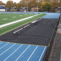 Bench Zone® Weighted Sideline Track Protector