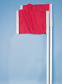 Deluxe Spring Loaded Official Corner Flag