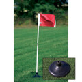 Kwik Goal Premier Weighted Base Corner Flags