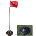 Kwik Goal Premier Weighted Base Obstacle Course Flags