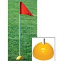 Kwik Goal Weighted Base Corner Flags
