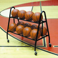 Double Tuff 12 Ball Capacity Ball Cart