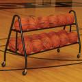 Double Tuff 18 Ball Capacity Ball Cart