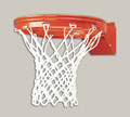 Bison BA33U Ultimate™Double Rim Breakaway Front Mount Basketball Goal