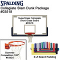 Spalding Collegiate Slammer Competition 180 Package