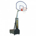 Bison Clubcourt™Portable Adjustable Basketball System-Fiberglass