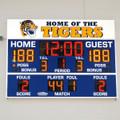 Non-Illuminated Sponsor Panel For Model 8206 Scoreboard