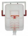 White ABS Plastic Backboard