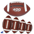 "Champro ""400"" Composite Cover Football"
