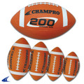 "Champro ""200"" Rubber Football"