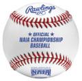 Rawlings FLAT SEAM Official NAIA Championship Baseball; FSR100NAIA