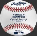Rawlings ROTB1 Level 1 Soft Center Baseball; ROTB1
