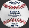 Rawlings Firm Center Low Compression Baseball; ROTB10