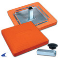 Champro Orange Pro-Style Safety Base; B003