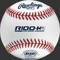 Rawlings HIGH SCHOOL GAME Baseballs; Varsity Game Ball; R100-H2