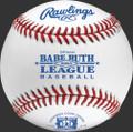 Rawlings Babe Ruth Tournament Baseballs; RBRO