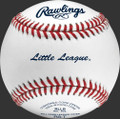 Rawlings Little League Tournament Baseballs; RLLB
