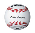 Wilson A1074B LL1 Little League Regular Season Baseballs