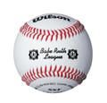 Wilson Babe Ruth Tournament Baseball; WTA1082BSST