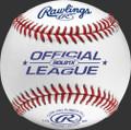 Rawlings Official League BLEM Practice Baseballs; ROLB1X
