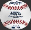 Rawlings ROTB5 Official Level 5 Low Compression Baseballs; ROTB5