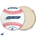 Champro CBB-60 Saf-T-Soft Level 3 Baseballs; Tee-Ball / Indoor Practice