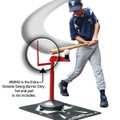 Advanced Skills Tee Extra Outside Swing Barrier