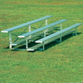 3-Row Standard Bleachers (15', 21', 27')