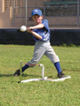 Youth Hands Back Hitter