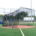 Replacement Net For Collegiate Foldable Backstop Batting Cage