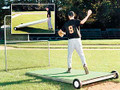 ProMounds BP Pro Model Pitching Platform - 4'6''W x 8'L