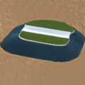 Portolite Youth 4'' Training Mound