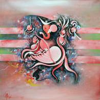 Modern Ganesha