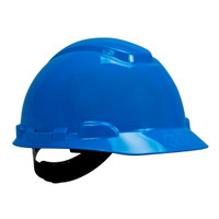 3M Hard Hat H-703P, Blue 4-Point Pinlock Suspension, 20 EA/Case