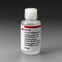 3M Fit Test Solution FT-12, Sweet 6 EA/Case