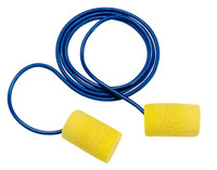 3M E-A-R Classic Corded Earplugs 310-1080, in Poly Bag 1000 EA/Case