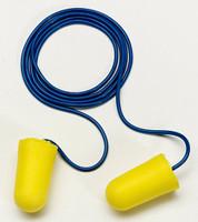 3M E-A-R TaperFit 2 Corded Earplugs 312-1223, Regular 2000 EA/Case